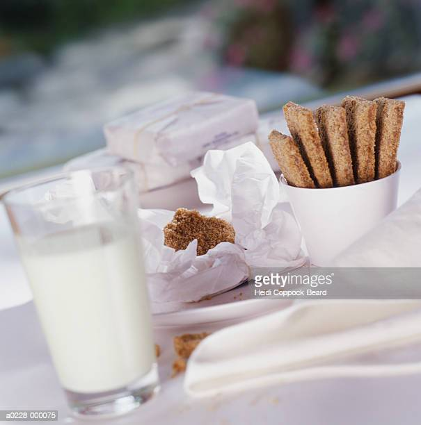 cookies and milk - heidi coppock beard stock pictures, royalty-free photos & images