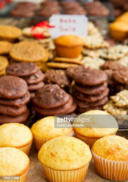 Cookies At A Bake Sale