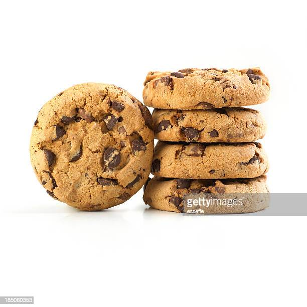cookies  group - medium group of objects stock pictures, royalty-free photos & images