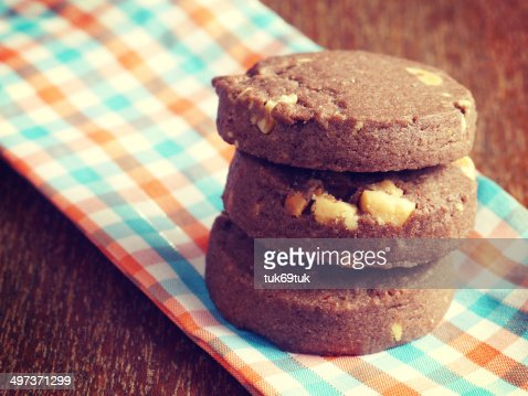Cookies Old Retro Vintage Style Stock Photo Getty Images