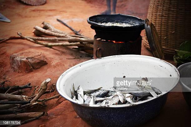 料理、アフリカ料理