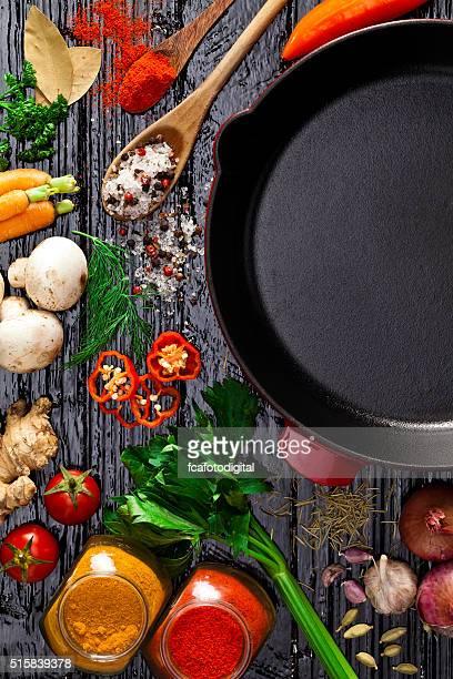 Cooking and seasoning ingredients