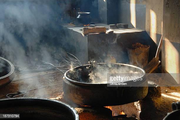 Kochen ayurvedischen Medizin