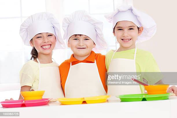 Cooking friends