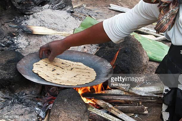 Cooking Injera