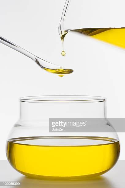 Cooking Oil Drop