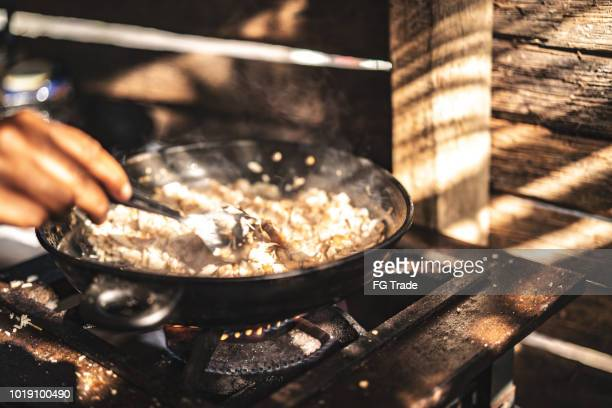 Cooking Palm heart