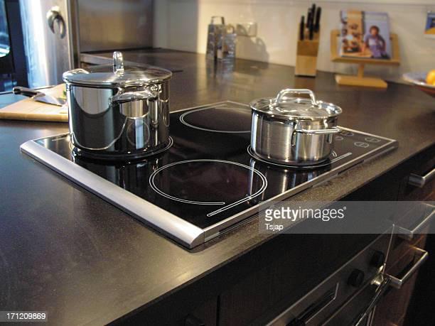 culinária & panelas - placa de fogão - fotografias e filmes do acervo