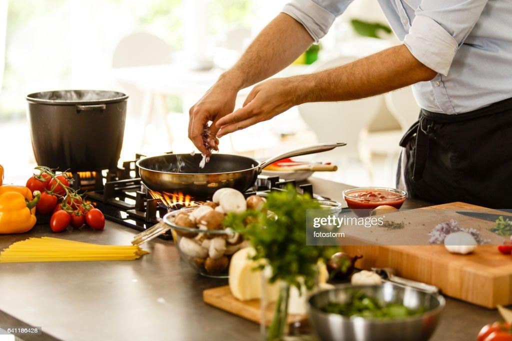 De culinária  : Foto de stock