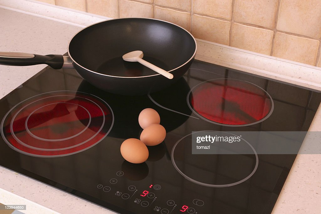 Cooktop : Stock Photo