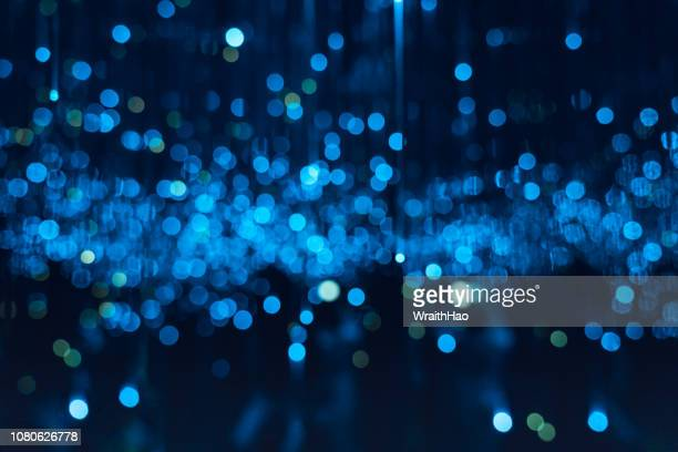 cool bokeh elements of background - defocused stock pictures, royalty-free photos & images