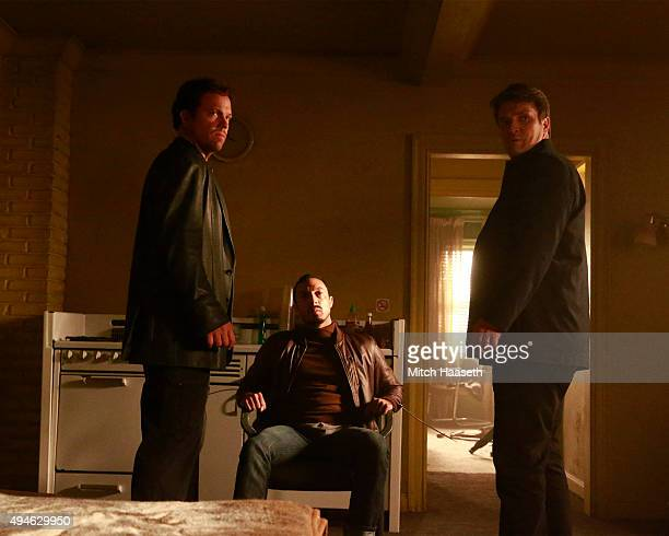 CASTLE 'Cool Boys' Detective Slaughter returns to enlist Castle's help in solving a highstakes robbery case But when a body is found linked to the...