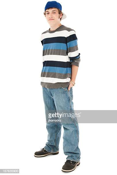 cool casual teen - handsome black boy stock photos and pictures