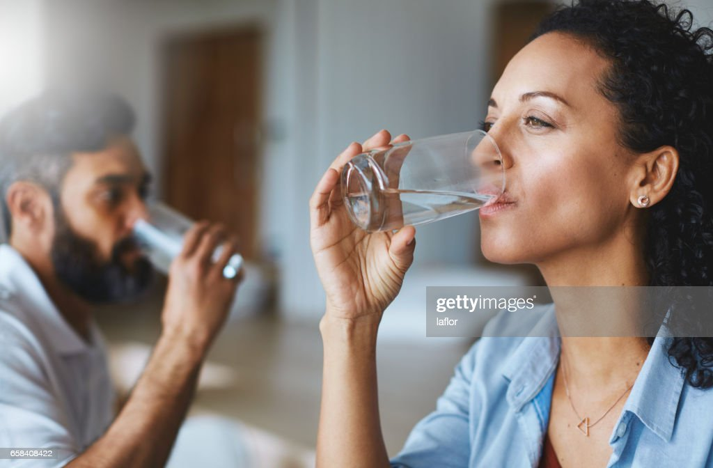 Cool, clean and refreshing : Stock Photo