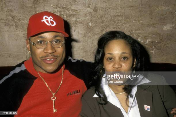 LL Cool J and Mother Ondrea Smith Tood