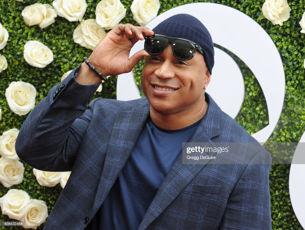 LL Cool J arrives at the 2017 Summer TCA Tour - CBS Television Studios' Summer Soiree at CBS Studios - Radford on August 1, 2017 in Studio City, California.