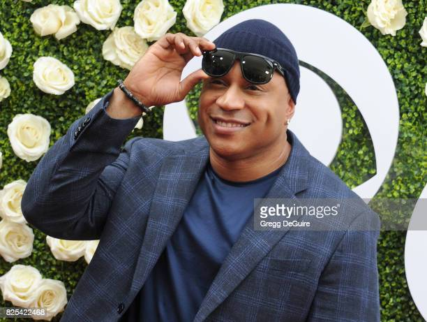 Cool J arrives at the 2017 Summer TCA Tour CBS Television Studios' Summer Soiree at CBS Studios Radford on August 1 2017 in Studio City California