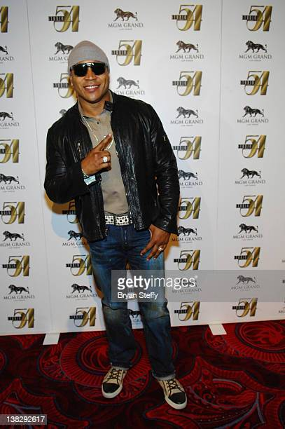 studio 54 closing party hosted by ll cool j stock photos and