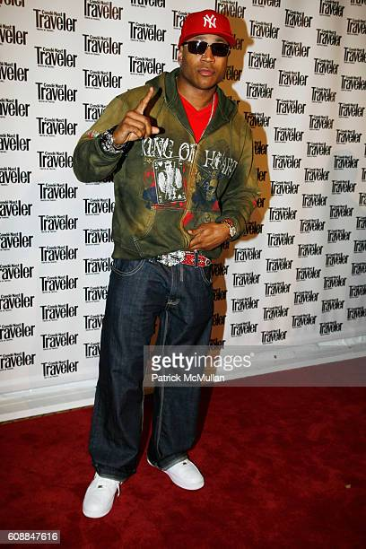 Cool J attends CONDE NAST TRAVELER Readers' Choice Awards & 20TH Anniversary Party at Cooper-Hewitt National Design Museum on October 10, 2007 in New...
