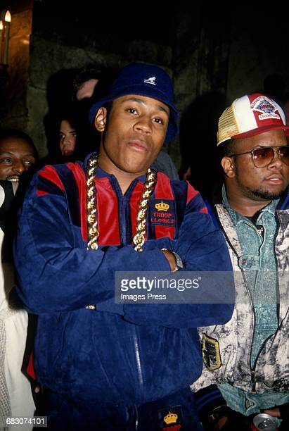 Cool J attends the 1988 New York Music Awards circa 1988 in New York City 8ccc15a69d63