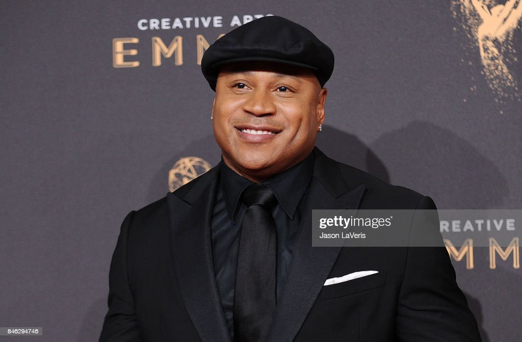 LL Cool J attends the 2017 Creative Arts Emmy Awards at Microsoft Theater on September 9, 2017 in Los Angeles, California.