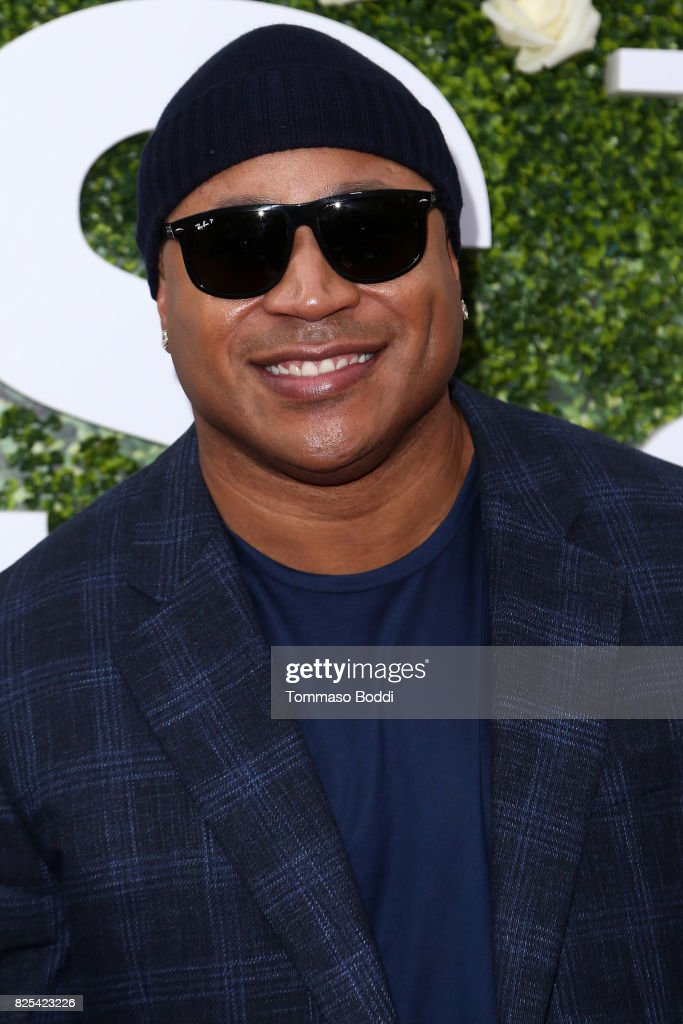 LL Cool J attends the 2017 Summer TCA Tour - CBS Television Studios' Summer Soiree at CBS Studios - Radford on August 1, 2017 in Studio City, California.