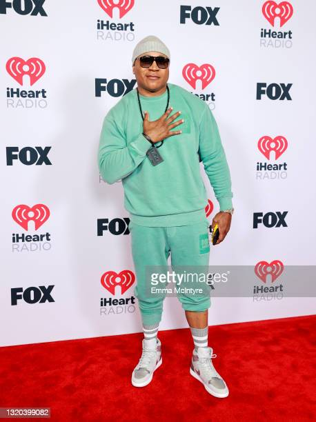 Cool J attends the 2021 iHeartRadio Music Awards at The Dolby Theatre in Los Angeles, California, which was broadcast live on FOX on May 27, 2021.
