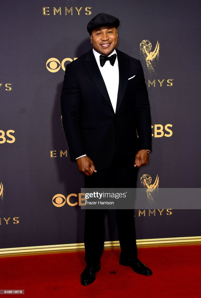 LL Cool J attends the 69th Annual Primetime Emmy Awards at Microsoft Theater on September 17, 2017 in Los Angeles, California.