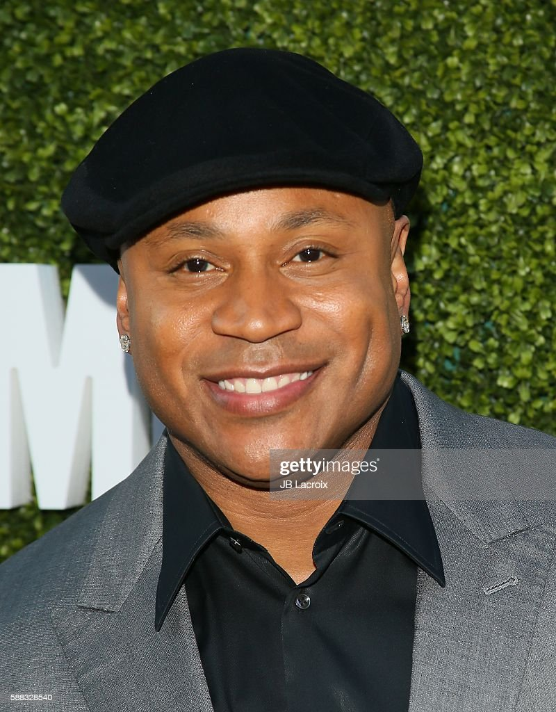 LL Cool J attends the CBS, CW, Showtime Summer TCA Party at Pacific Design Center on August 10, 2016 in West Hollywood, California.