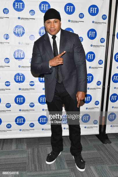 Cool J attends The Fashion Institute of Technology's 2017 Commencement Ceremony at Arthur Ashe Stadium on May 25 2017 in New York City