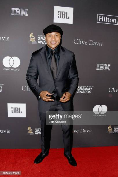 Cool J attends The Recording Academy And Clive Davis' 2019 PreGRAMMY Gala at The Beverly Hilton Hotel on February 9 2019 in Beverly Hills California