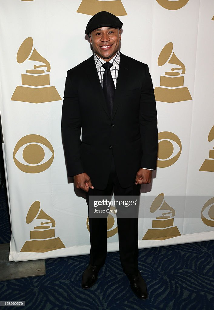 LL Cool J attends 'We Will Always Love You: A GRAMMY Salute to Whitney Houston' at Nokia Theatre L.A. Live on October 11, 2012 in Los Angeles, California.