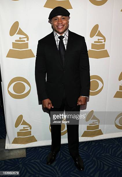 """Cool J attends """"We Will Always Love You: A GRAMMY Salute to Whitney Houston"""" at Nokia Theatre L.A. Live on October 11, 2012 in Los Angeles,..."""