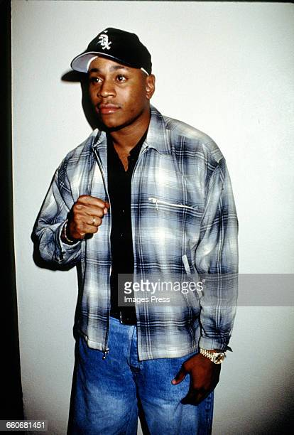 Cool J circa 1993 in New York City