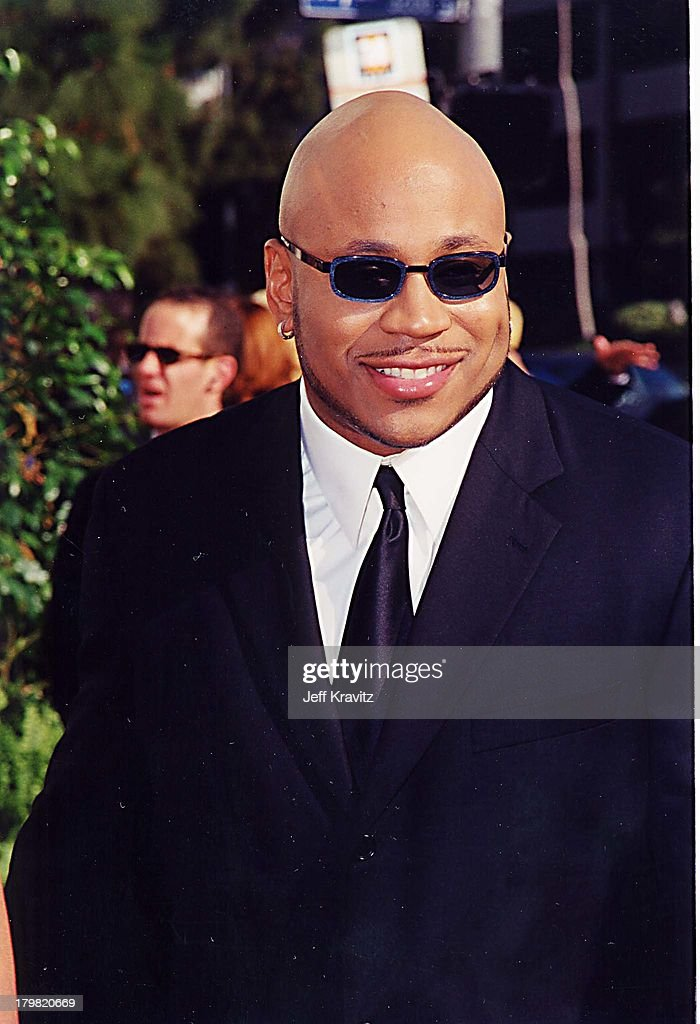 LL Cool J during 2000 Blockbuster Awards at Shrine Auditorium in Los Angeles, California, United States.
