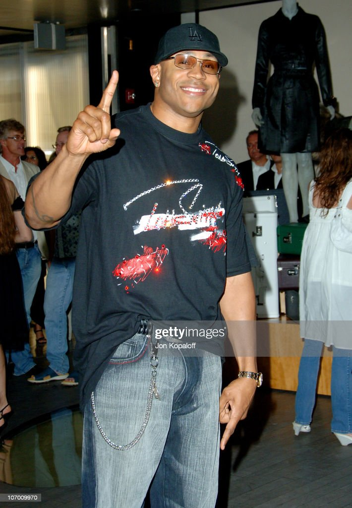 LL Cool J during Prada Celebrates the Los Angeles Opening of 'Waist Down - Skirts By Miuccia Prada' in Beverly Hills, California, United States.