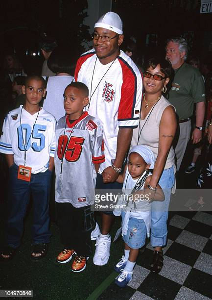 LL Cool J during 'Tarzan' Hollywood Premiere June 12 1999 at Mann's Chinese Theatre in Hollywood California United States