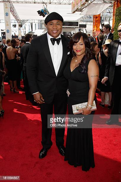 LA and guest on the red carpet for the 65th Primetime Emmy Awards which will be broadcast live across the country 8001100 PM ET/ 500800 PM PT from...