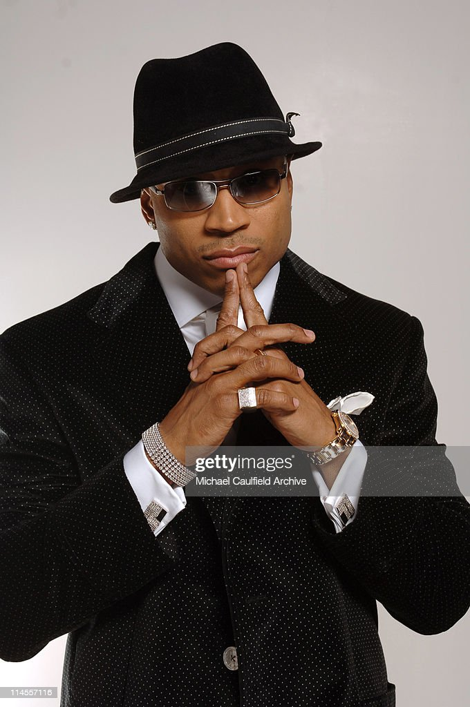 LL Cool J, host during 2005 Billboard Music Awards - Red Carpet Portraits at MGM Grand in Las Vegas, Nevada, United States.