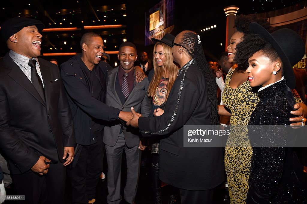 Stevie Wonder: Songs In The Key Of Life - An All-Star GRAMMY Salute - Backstage And Audience