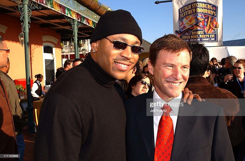 Super Bowl XXXVI - Leigh Steinberg and Jeffrey Moorad's Assante Super Bowl