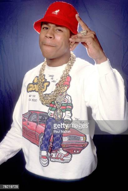 LL Cool J on 7/2/87 in Chicago Il