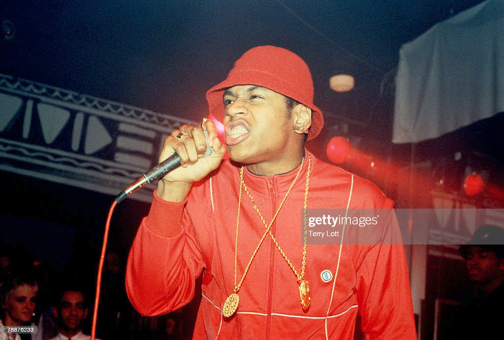 LL Cool J Performing Live At Hanover Nightclub, London