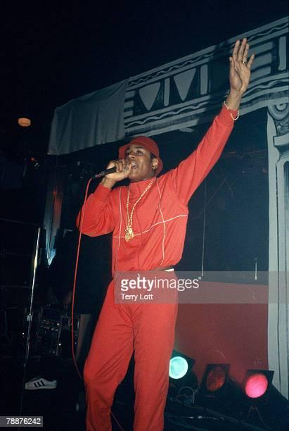 LL Cool J Performing Live At Hanover Nightclub London