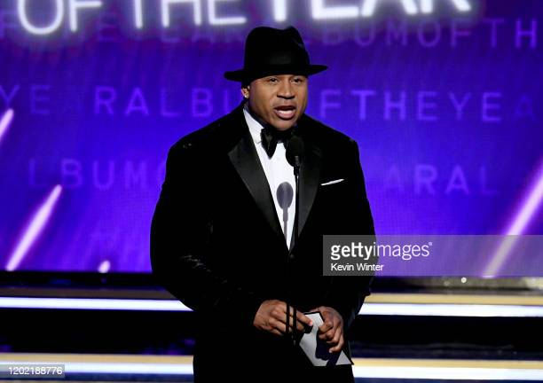 Cool J speaks onstage during the 62nd Annual GRAMMY Awards at STAPLES Center on January 26 2020 in Los Angeles California