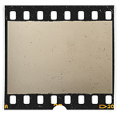 cool placeholder for your picture, no movie screen, 35mm film strip