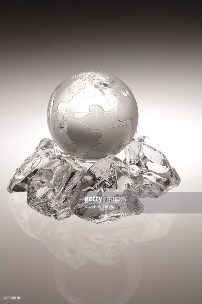 cool the earth : Stock Photo