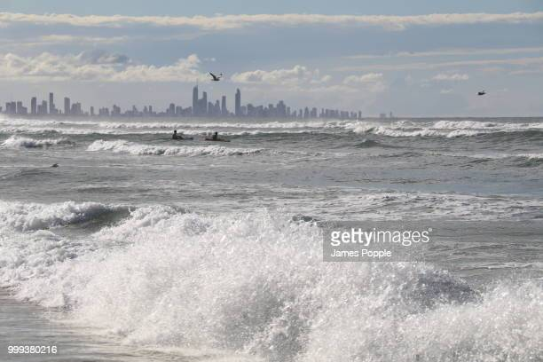 coolangatta-2017f.jpg - james popple stock pictures, royalty-free photos & images