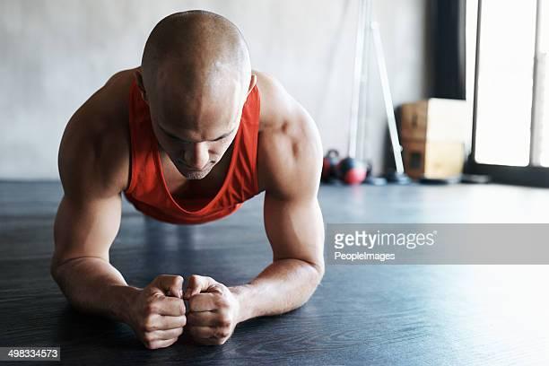 Kühlen Sie sich nach einem harten Training