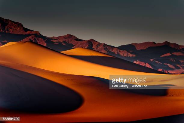 Cooling Dunes, Death Valley